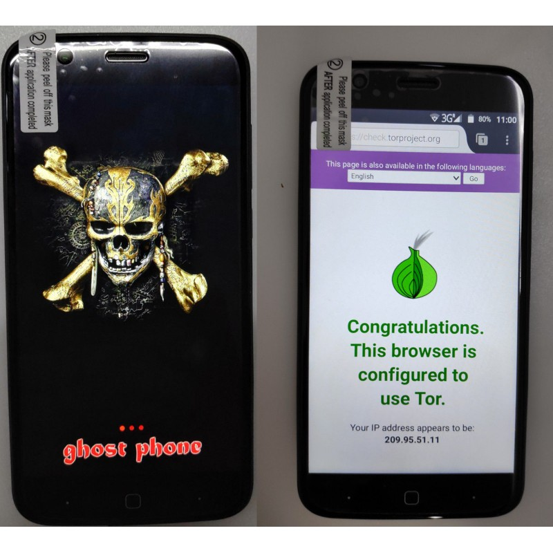 Cryptophone Burner Ghost Phone Telefonino free no account Android